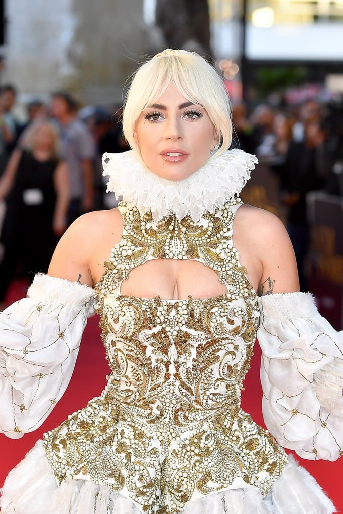 Lady-Gaga-Alexander-McQueen-Dress-Star-Born-Premiere-Photography