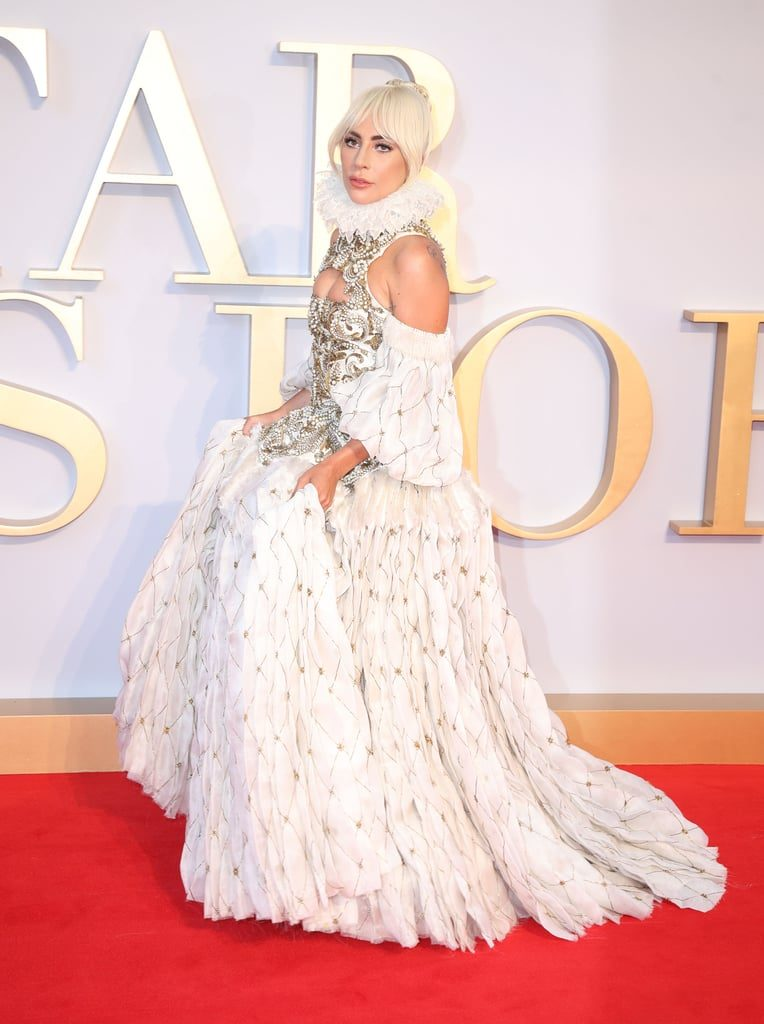 Lady-Gaga-Alexander-McQueen-Dress-Star-Born-Premiere-Pictures