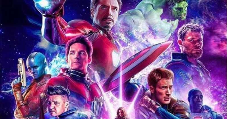 Complete Bio of Avengers 4 (2019) 2