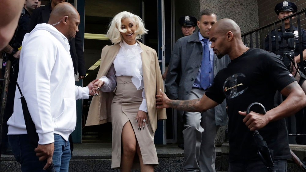 Cardi B Has To Appear In Queens Criminal Court On October 29, Police Said