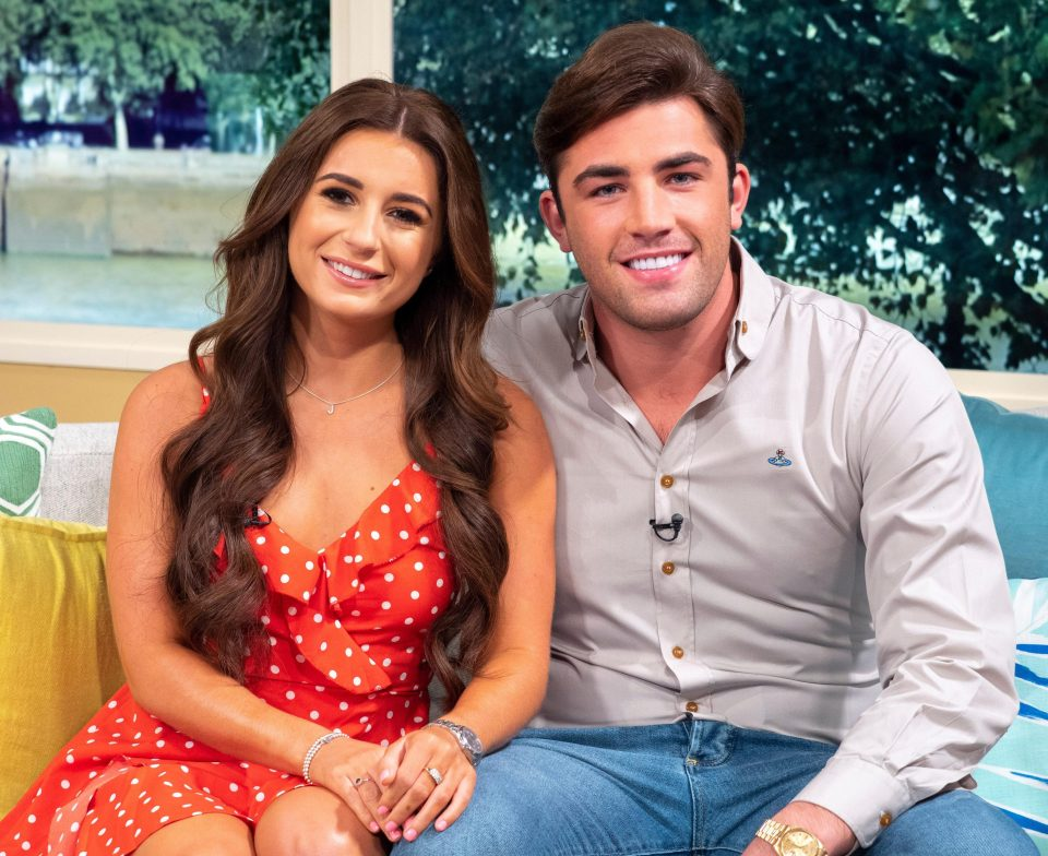 Dani Dyer And Jack Fincham Are Going For 'Engagement'