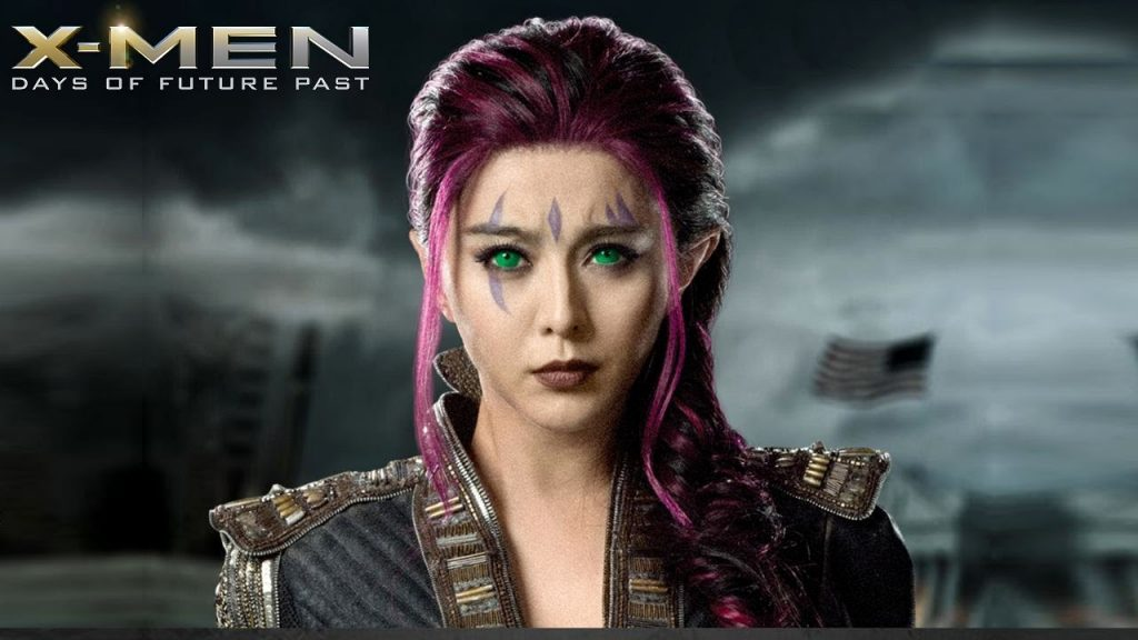Fan Bingbing In X-Men
