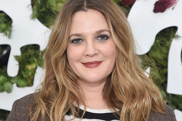 Interview Of Drew Barrymore To EgyptAir In-Flight Magazine