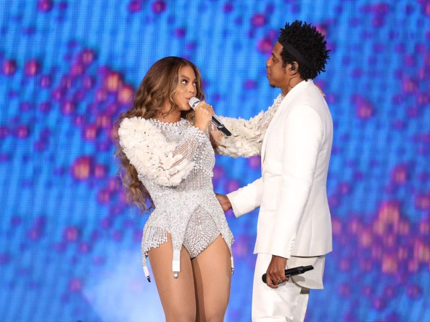 Jay-Z and Beyoncé Performed A Magnificent Performance At BC Place