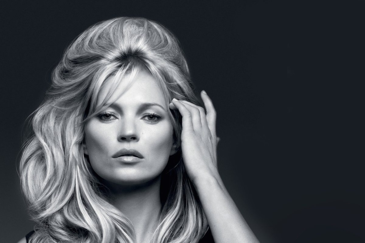 Kate Moss Was Shot On The Deck Of A Yacht In Saint-Tropez