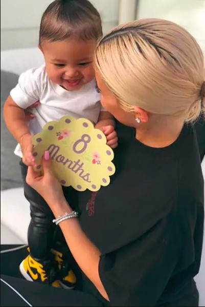 Kylie Jenner Revealed Some Cute New Details About Stormi And Wanting Another Baby She Is 8 Now