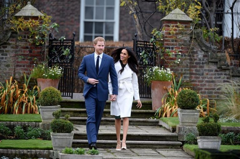 Prince Harry And Meghan Markle Can Finally Move Into Kensington Palace Following £1.4million Renovation