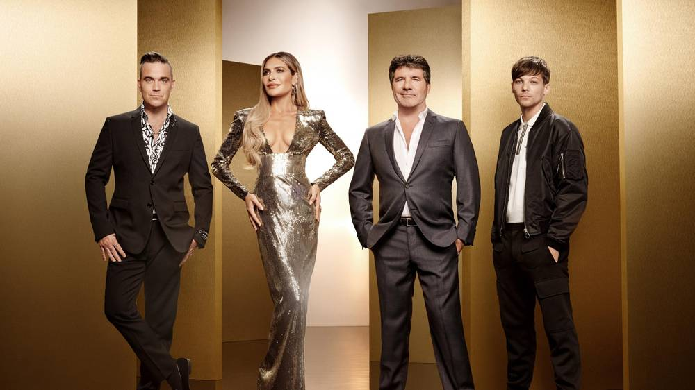 She Won't Return For X Factor Live Show Confirms By Sharon Osbourne XFactor