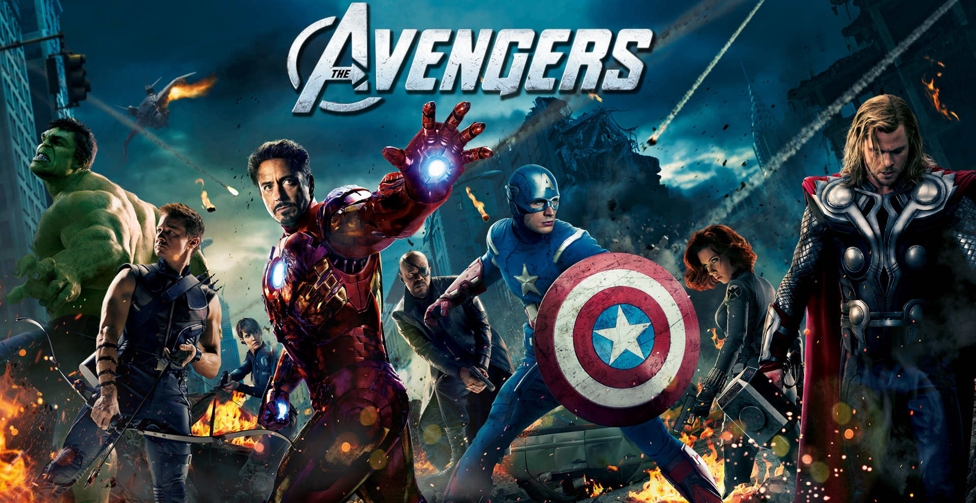 the-avengers-complete-bio