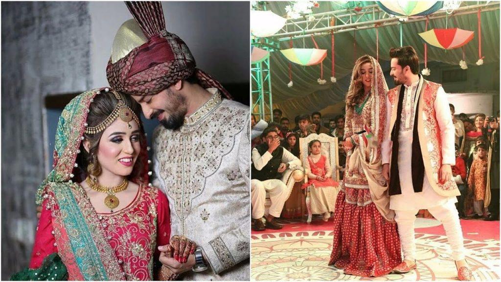 Noman Habib wedding