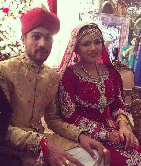 mohammad amir wedding